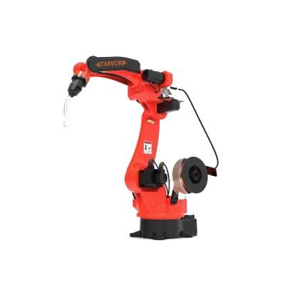 国产六轴焊接机器人 中文示教自动焊接机械手臂 搬运冲压机器人