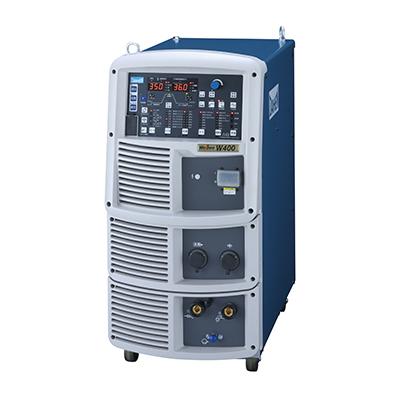 新一代智能逆变控制交直流两用脉冲MIG/MAG焊接机W400