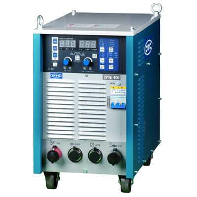 全数字式IGBT逆变控制CO₂/MAG焊接机CPVE400