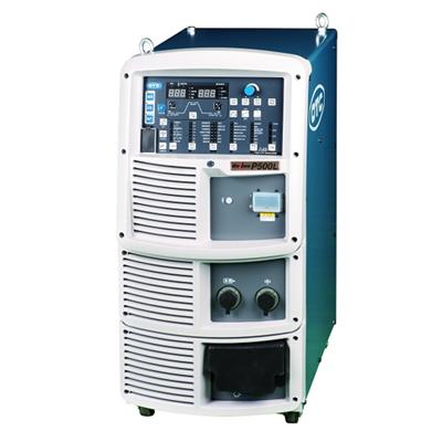 新一代智能逆变控制CO₂/MAG/MIG脉冲焊接机P500L